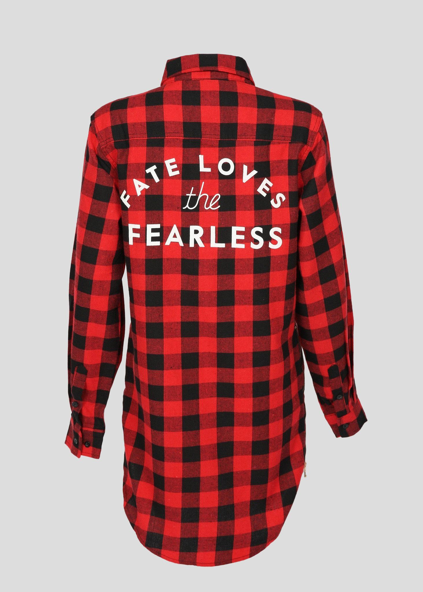 Flannel shirt and leggings  Fearless RedCheckered Flannel Shirt  Gear  Pinterest  Flannel