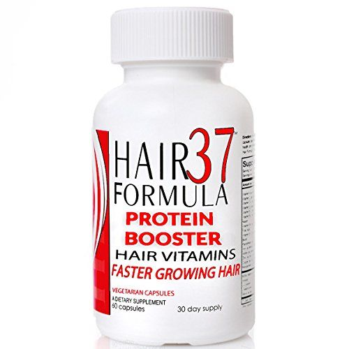 Hair Formula 37 Protein Booster Amino Acids for Hair ...