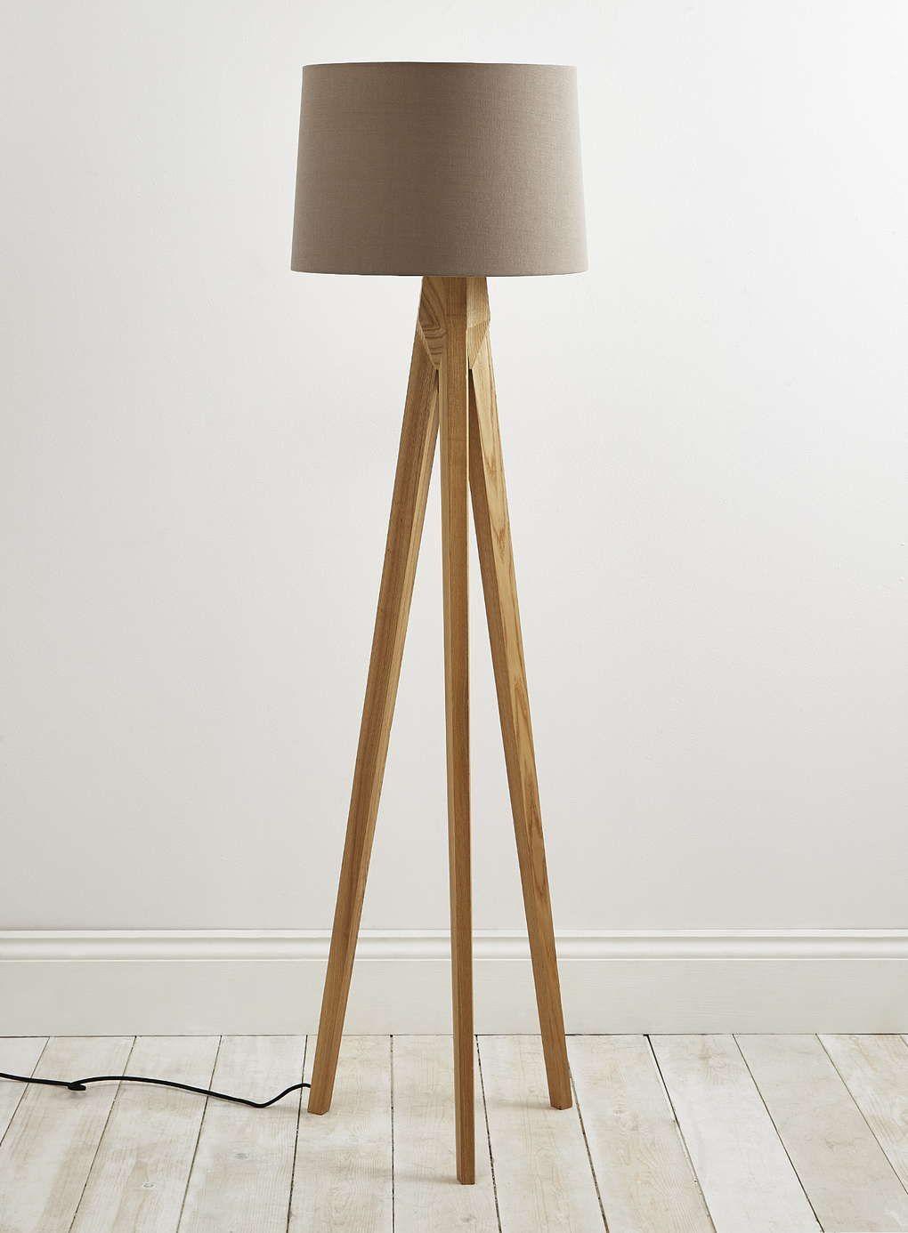 tripod floor lamp  Google Search  bem morar  Floor Lamp