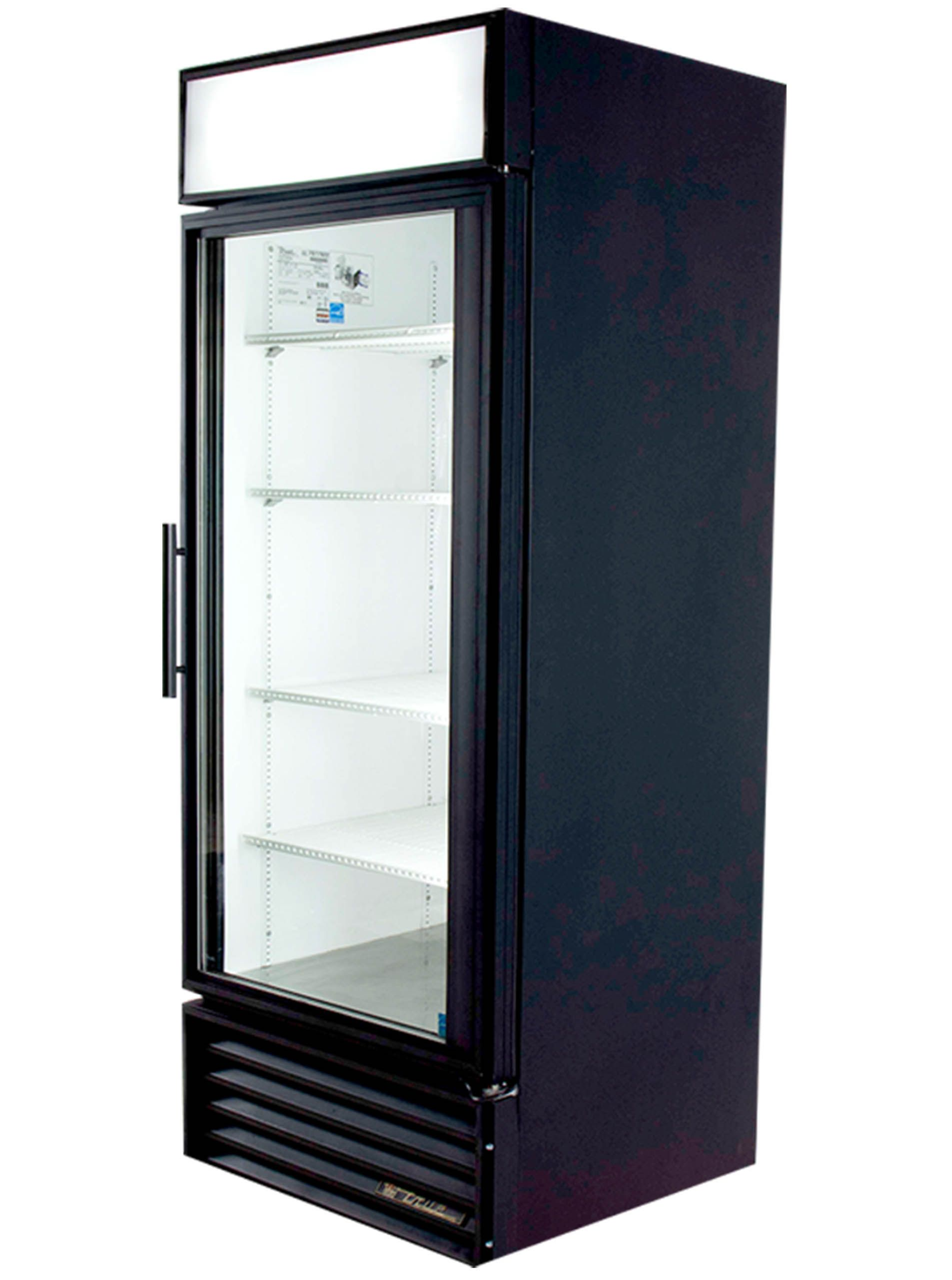 1 Door Commercial Cooler In 2020 Locker Storage Commercial Refrigerators Glass Door