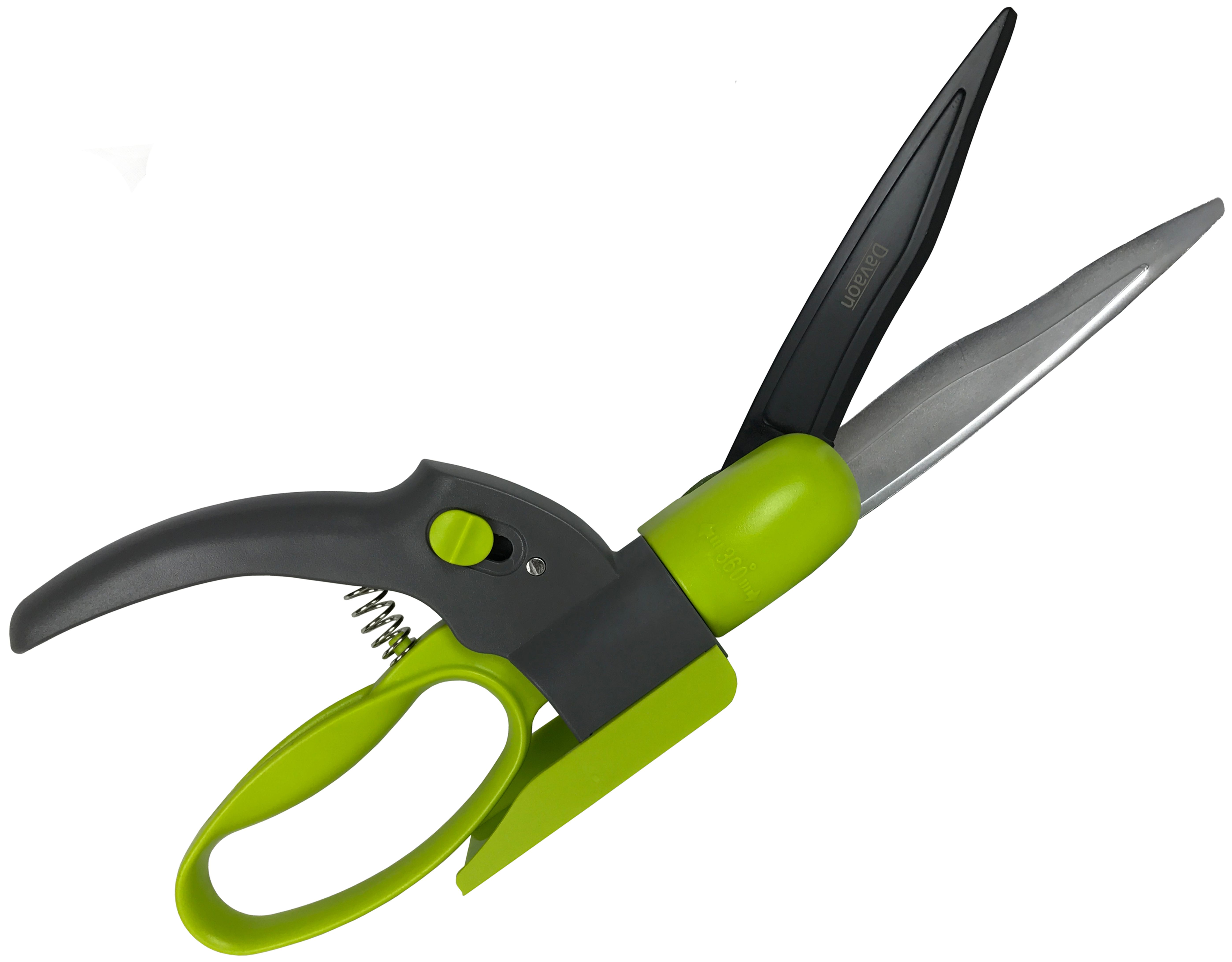 Davaon Pro Swivel Handy Garden Shears 13 99 Amazon Uk Christmas Gift Deal 360 Multi Angle Sharp For Perfecting Hedges Garden Shears Garden Tools Shears