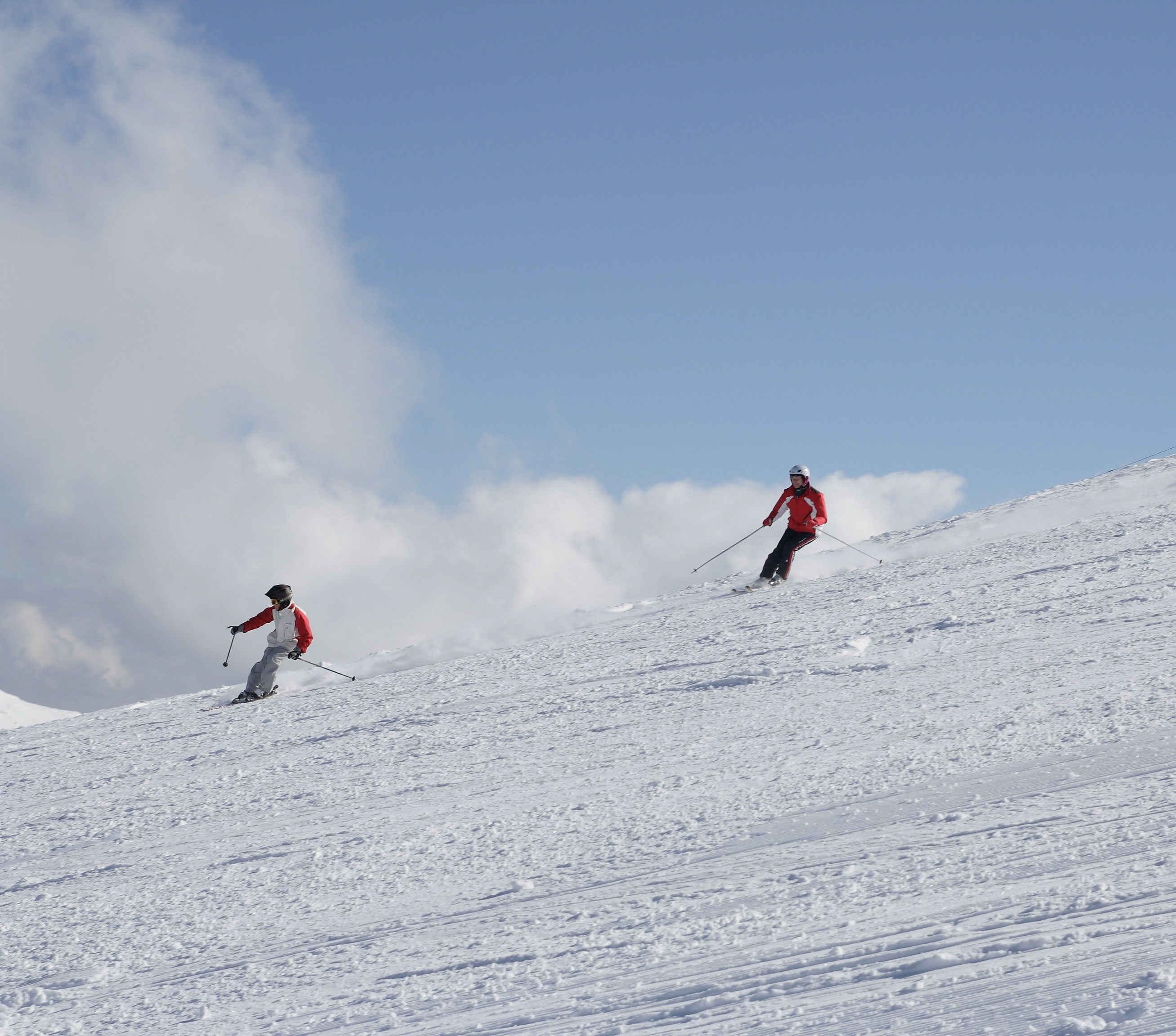 Spend Time Skiing At Mt Buller