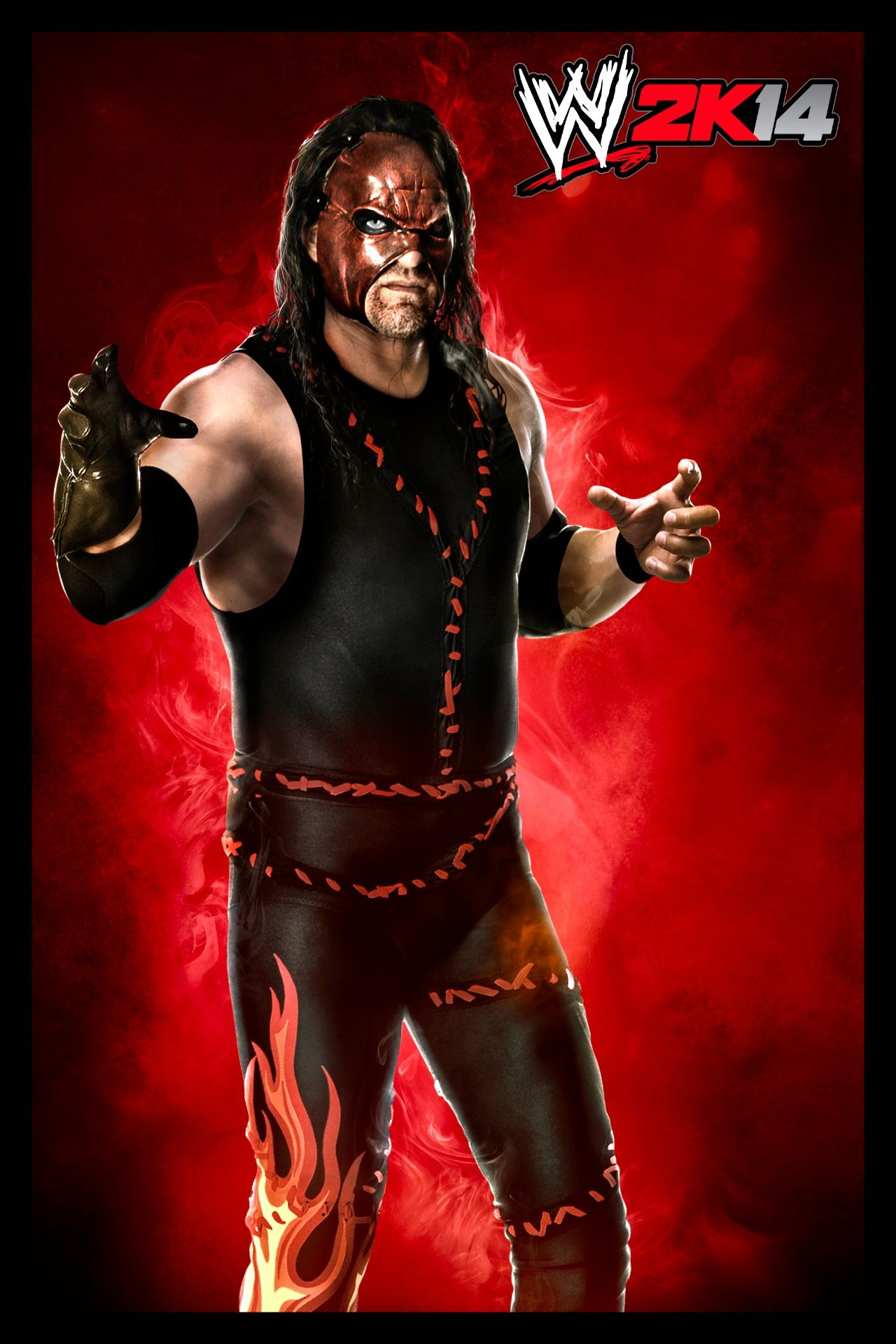 wwe 2k14 kane | wrestling: past and present | pinterest | wwe 2k14
