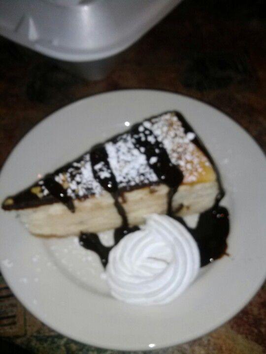 Snickers Cheesecake yum :)