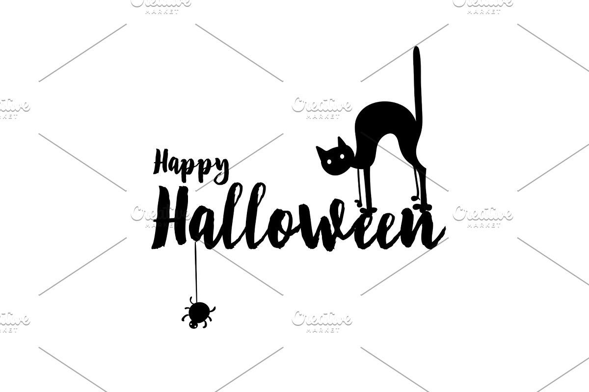 Halloween 2020 Official Title Happy halloween party title logo in 2020 | Halloween party, Happy