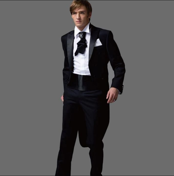 Tuxedo blazer men formal dress latest coat pant designs suit men ...