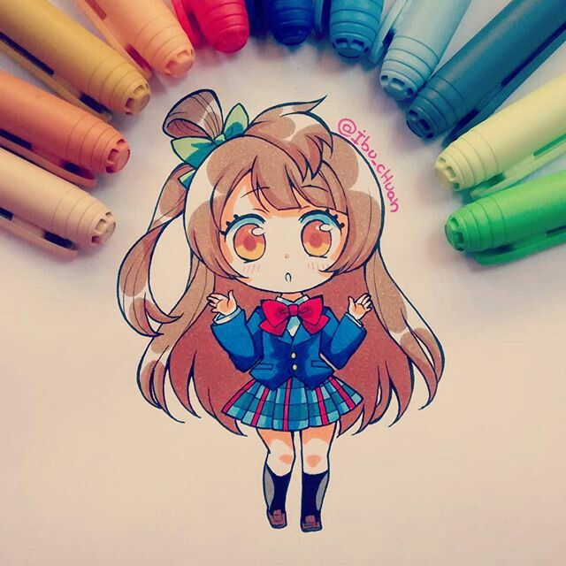 Little girl/Colors