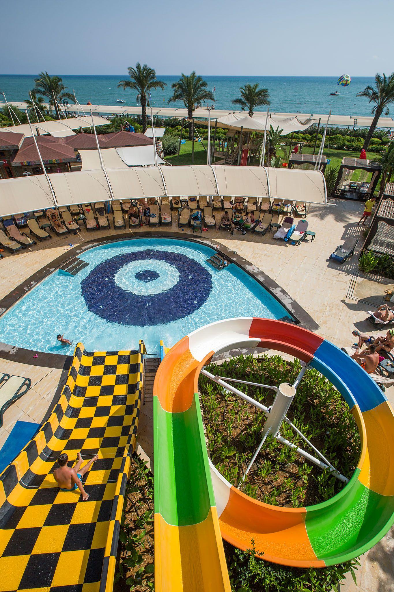 Crystal Family Resort Spa Beautifulhotels Aqupark Waterslide Pool Hotel