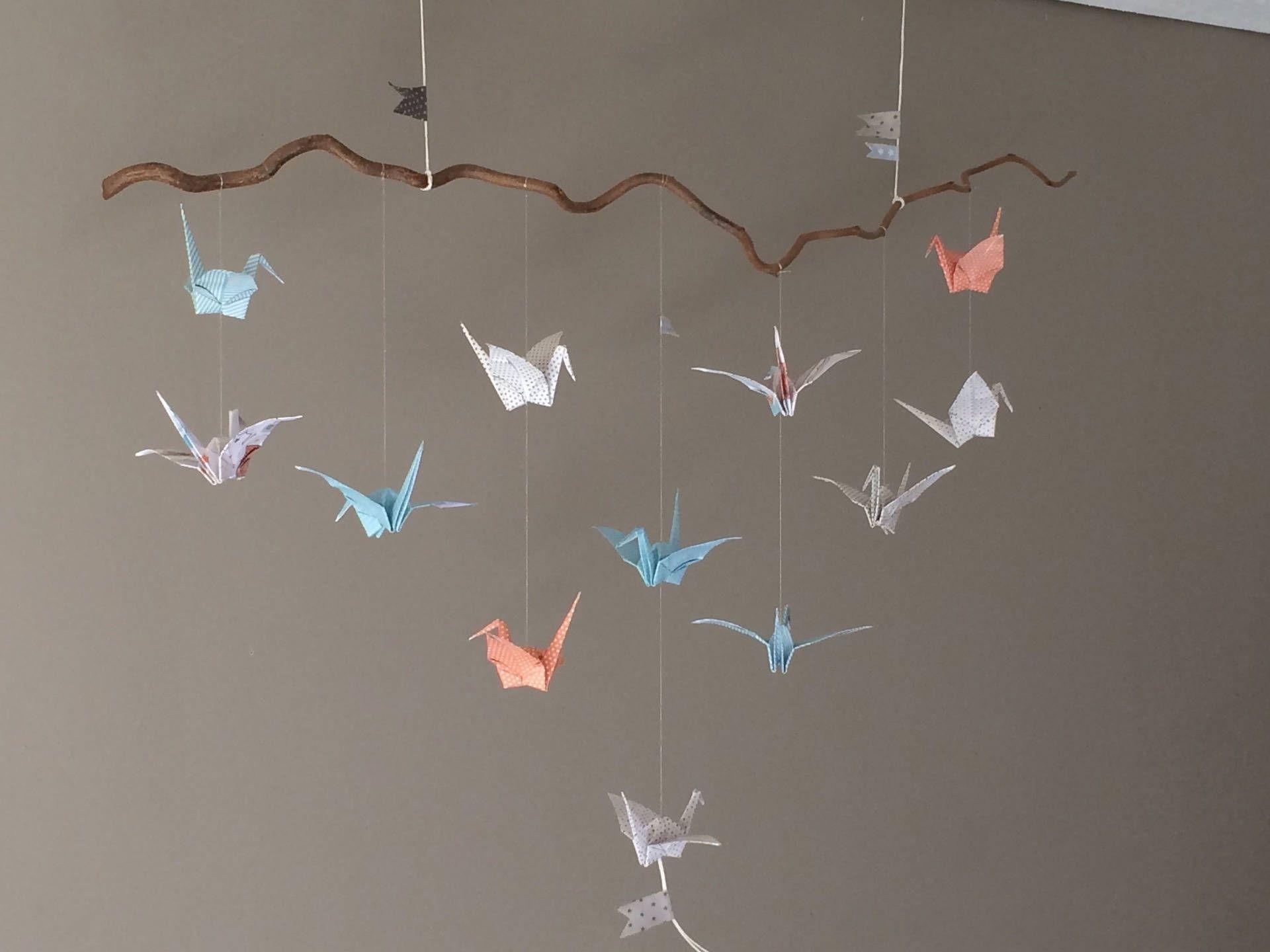 Photo of Mobile Origami Cranes