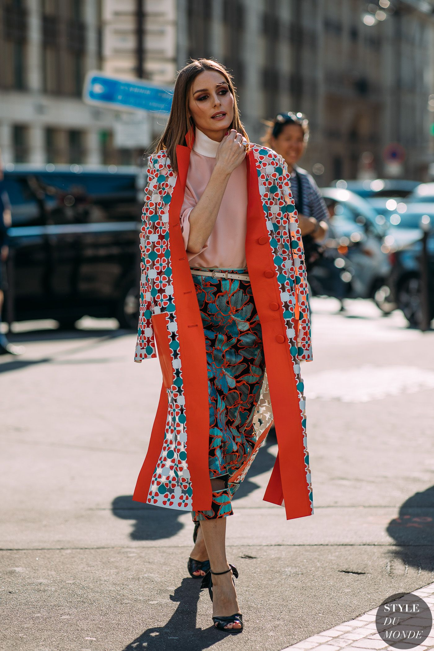 600d2933d41 Olivia Palermo by STYLEDUMONDE Street Style Fashion  Photography20180704 48A2055