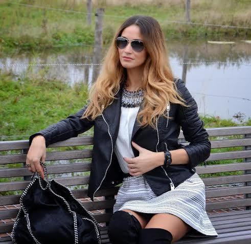 Lima's Fashion wearing LIST