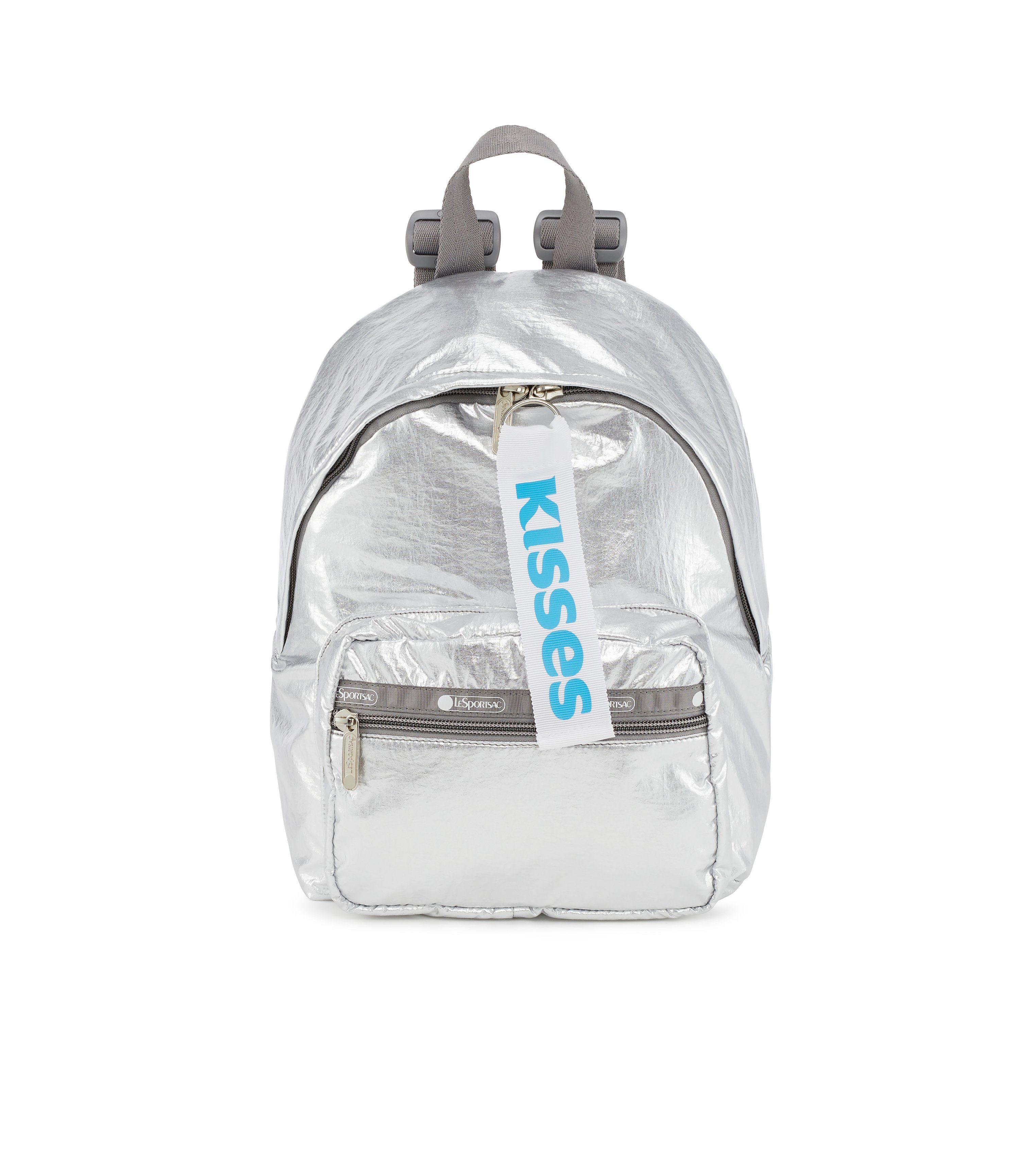 Cruising Backpack  LeSportsac  hershey  kisses  collaboration  chocolate   Metallic 39322e6551eb2