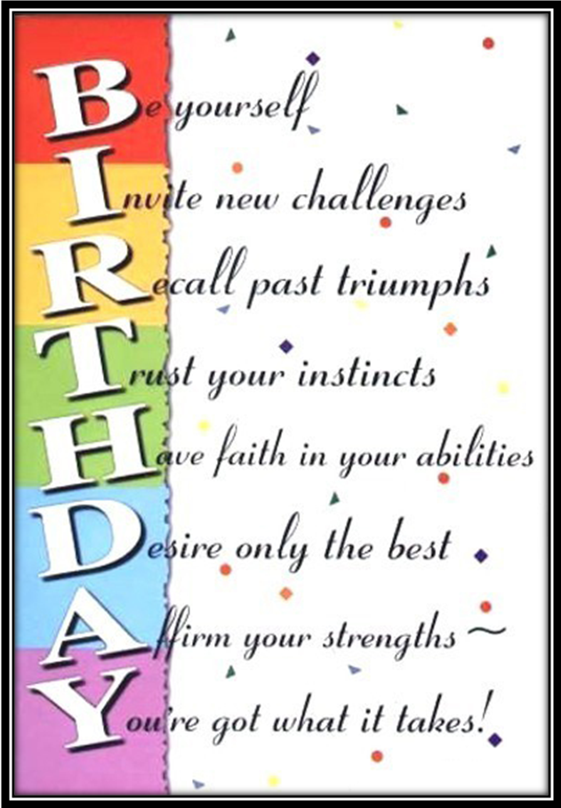 Birthday Poems For Someone Special Birthday 1 Pinterest