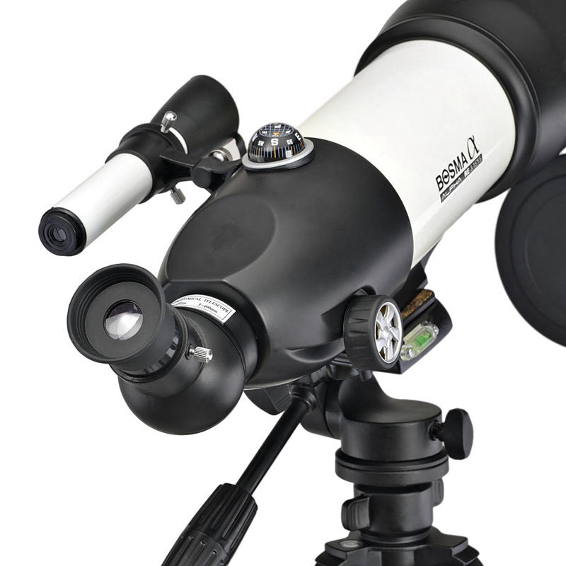 BOSMA 80/400 HD Astronomical Telescope Portable Starry Sky Viewing Monocular With Tripod Sale - Banggood.com