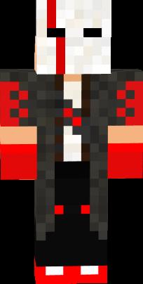 Assustador Nova Skin Minecraft Skins Minecraft Skins Cool Minecraft Decorations
