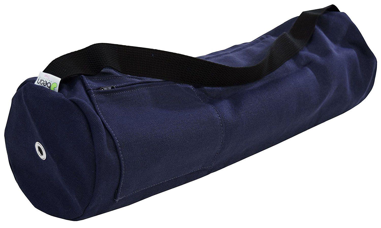 Yoga Mat Bag 100% Hemp Large or Extra Large (fits all Jade ...