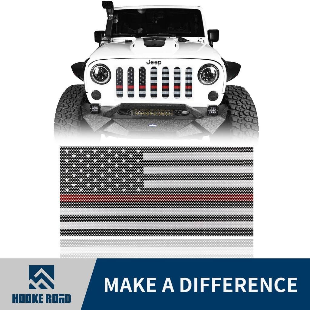 Pin On Jeep Wrangler Mesh Grill Inserts