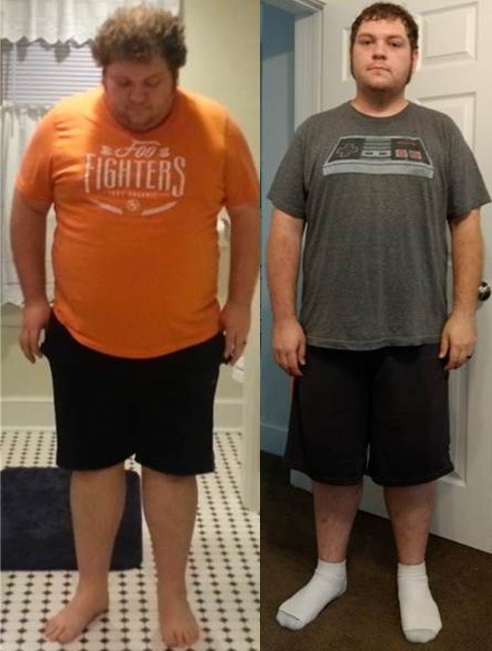 Jonathan Bet 50 For 9 Months That He Would Lose 80 Pounds He Beat