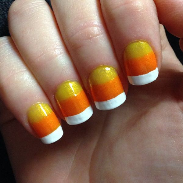 Easy Halloween Nail Art You Can Actually Pull Off At Home ...