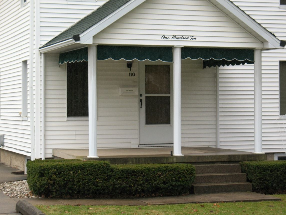 Porch And Valance Awnings Porch Awning Porch Valance