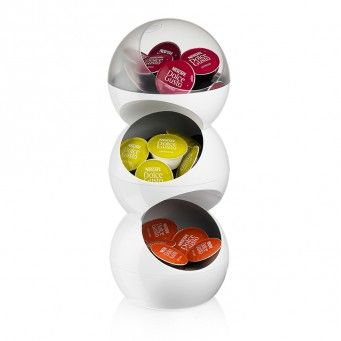 bubble pod holder coffee accessories nescaf dolce. Black Bedroom Furniture Sets. Home Design Ideas