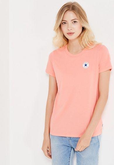 6b00428a9b290 Женская одежда футболка Converse за 1400.0 р.. в интернет-магазине Lamoda.ru