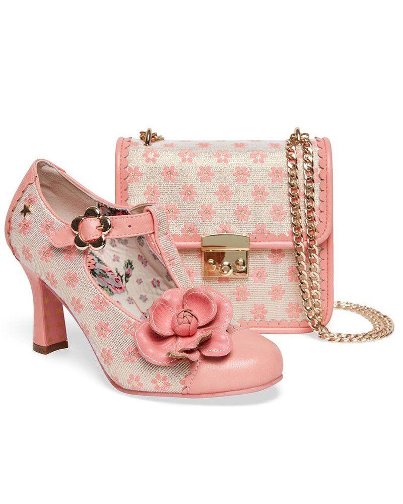 Joe Browns Couture Cecelia Shoes Vintage Inspired Fashion Lindy Bop Quirky Shoes Vintage Shoes Joe Browns