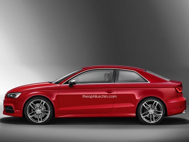 Audi S3 Coupe