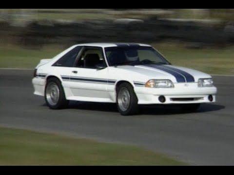 MotorWeek | Retro Review: 1992 SAAC Mk1 Mustang