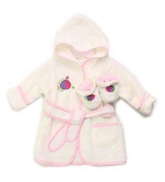 Spasilk 100% Cotton Hooded Terry Bathrobe with Booties, Pink Fish, 0-9 Months  https://in.kato.im/f1ced3692f896109a771f9358d249f5756eba9f1c9f0d97819ffe5b7dc5c6b89/B00FZWJVYO.html