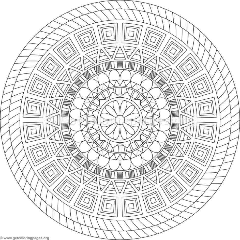Pin by Todos con las Manos on Ultimate Coloring Pages | Mandala ...