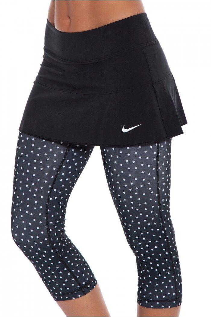 b218eda6a2 Tennis Wear | Nike Women's Skirt Capri : 683127 | Tennis | Tennis ...