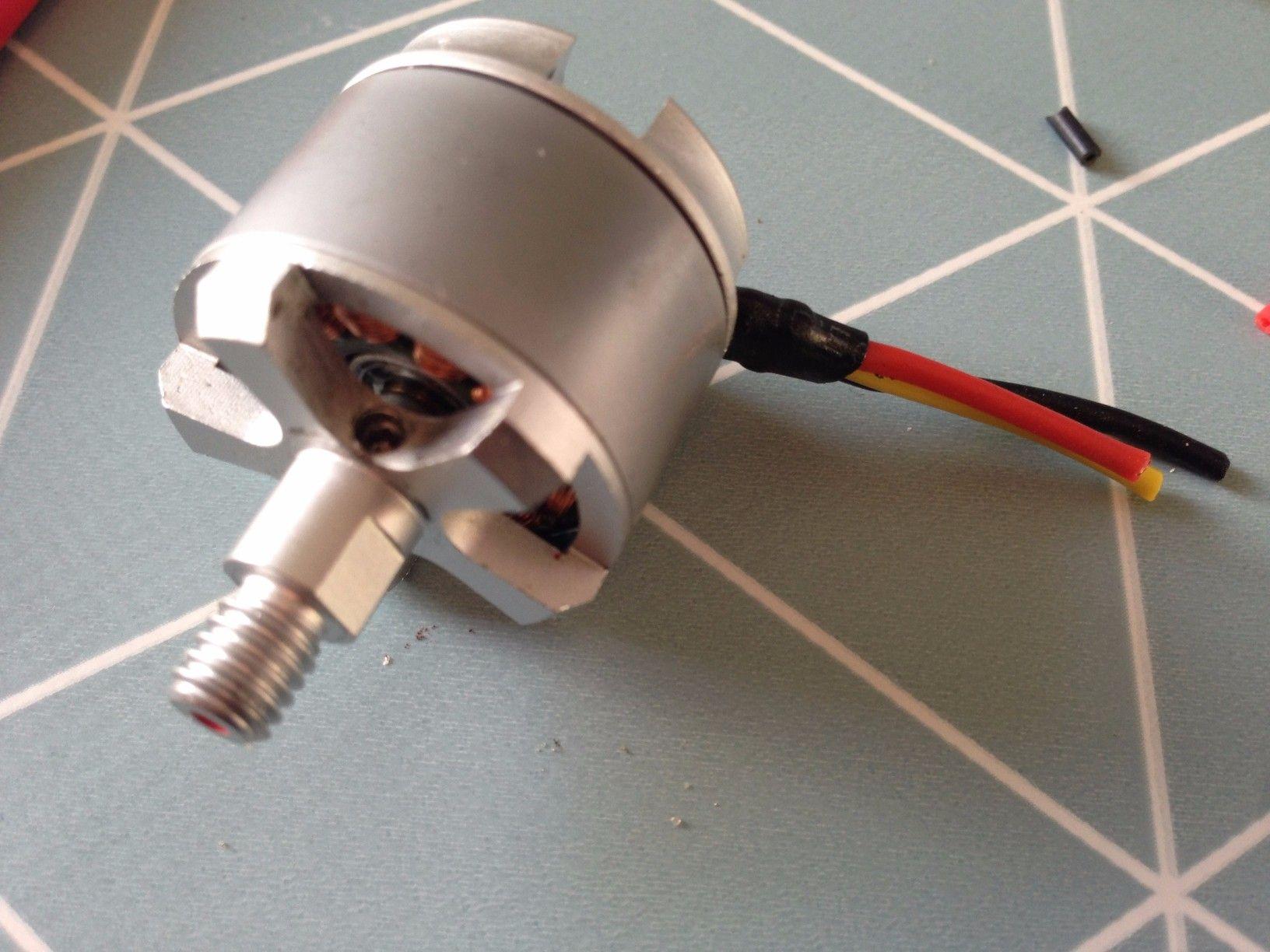 Replace An Upair One Motor Drone Esc Fix Motor Repair