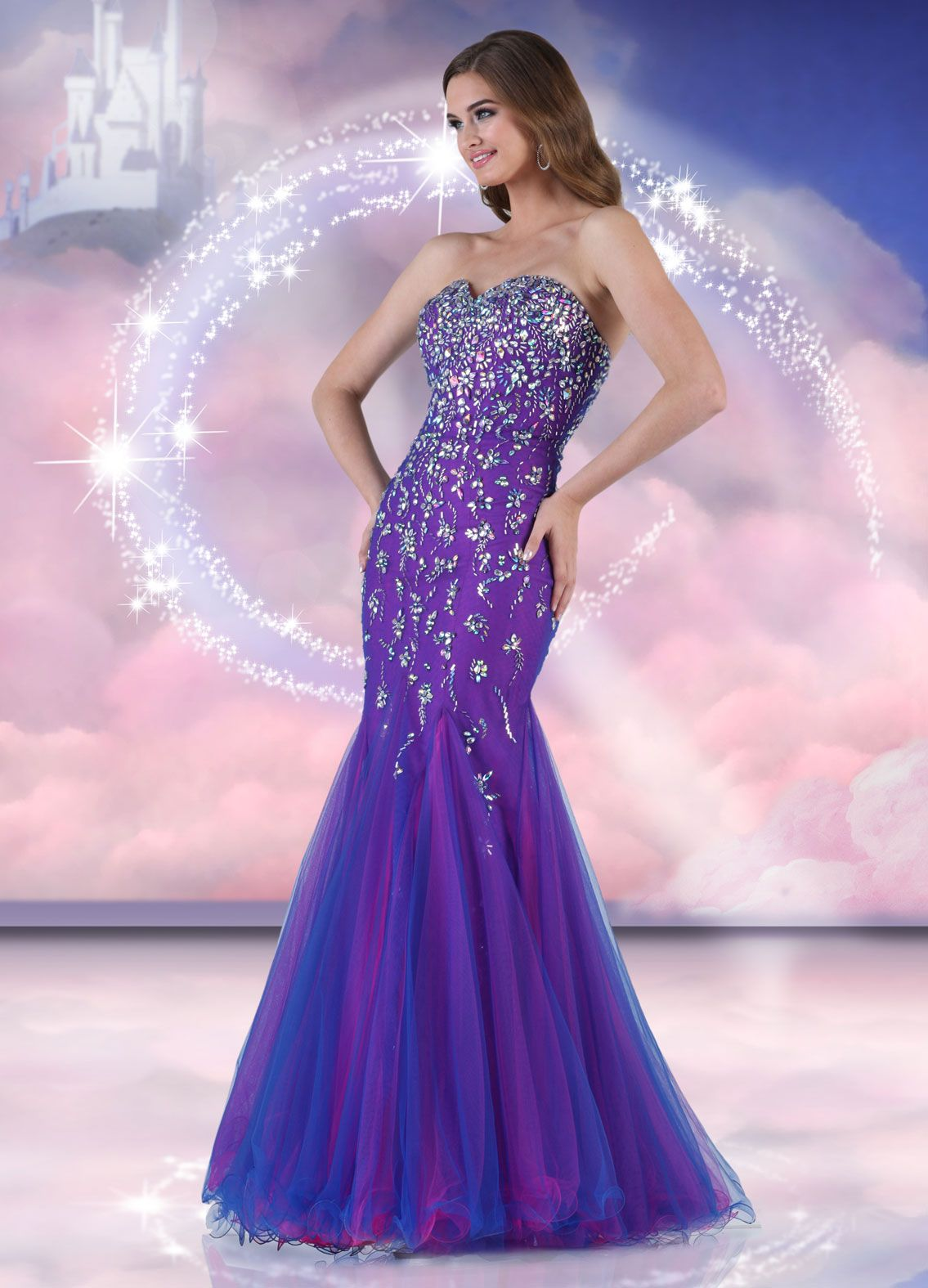 Disney Forever Enchanted Prom Dresses $$$$$$ | ♡ PROM ...