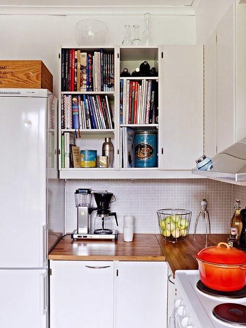 Cocinas pequeñas con grandes soluciones: saca el máximo partido a tu ...