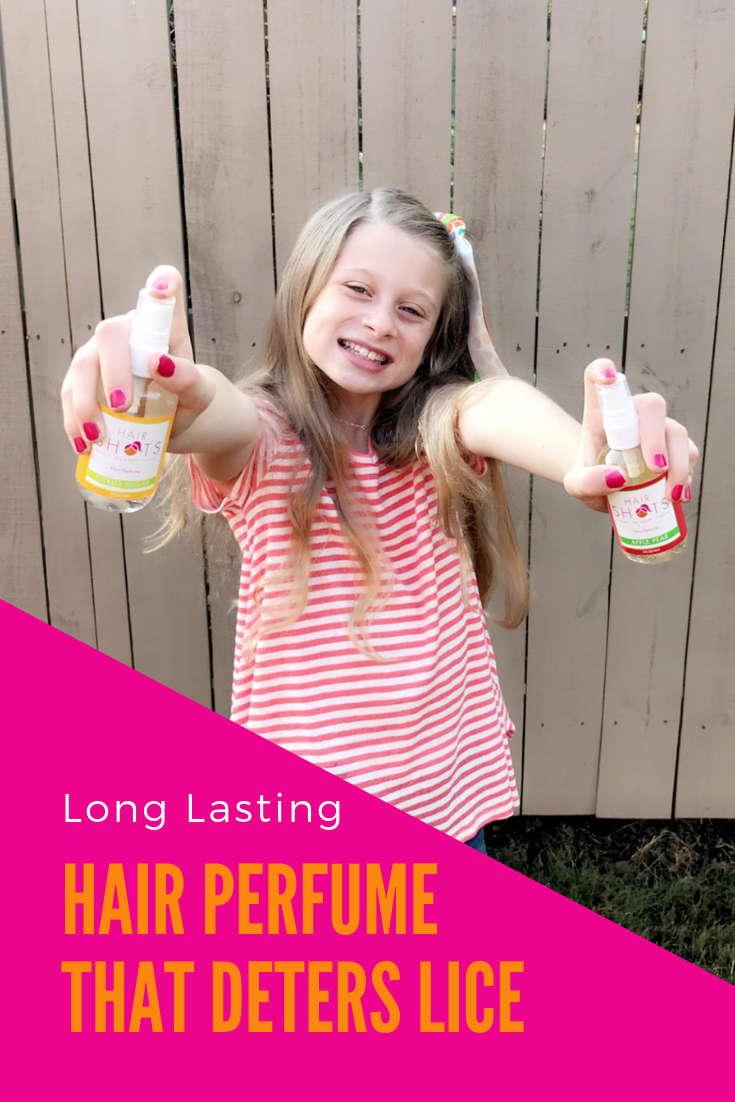 The Hair Deodorizer That Keeps The Lice Away Donut take our word