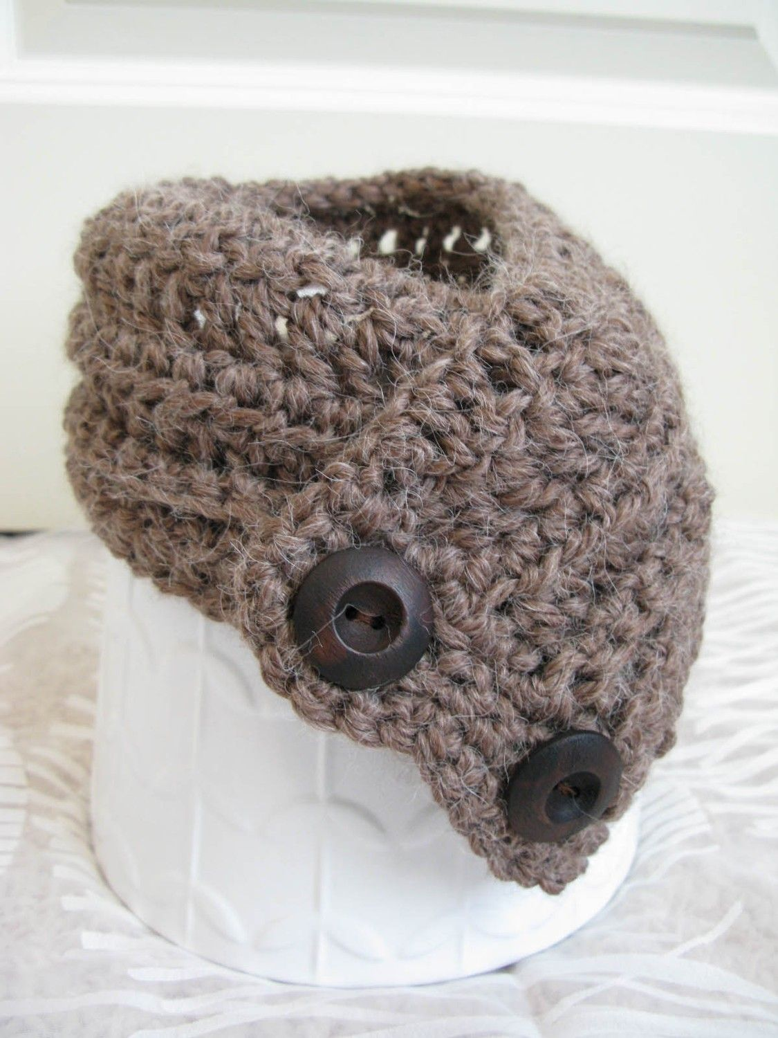 Mens Crochet Cowl Pattern Includes 2 499 Via Etsy Crafts