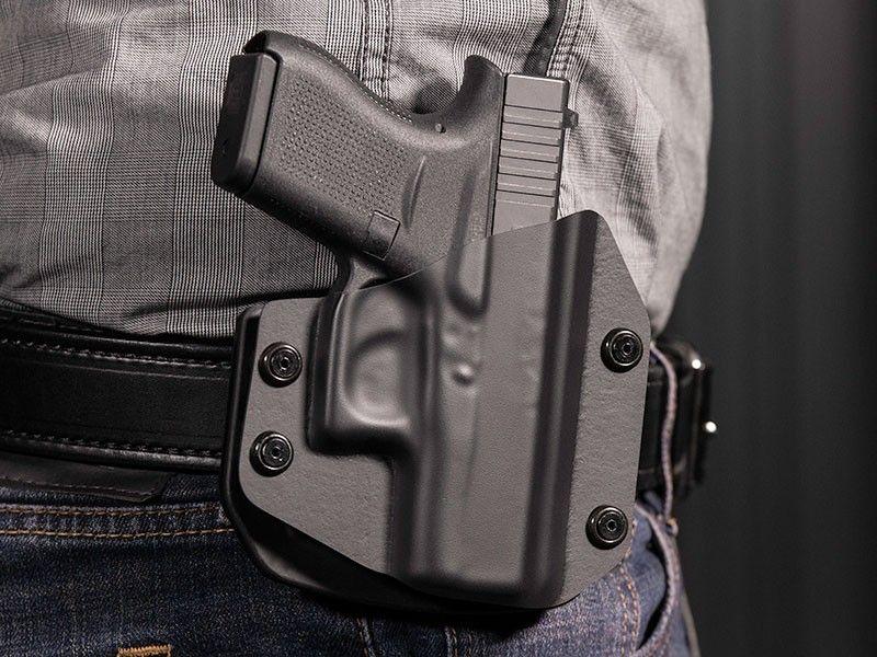 Glock 43 OWB Paddle Holster | Alien Gear Holsters | Kydex