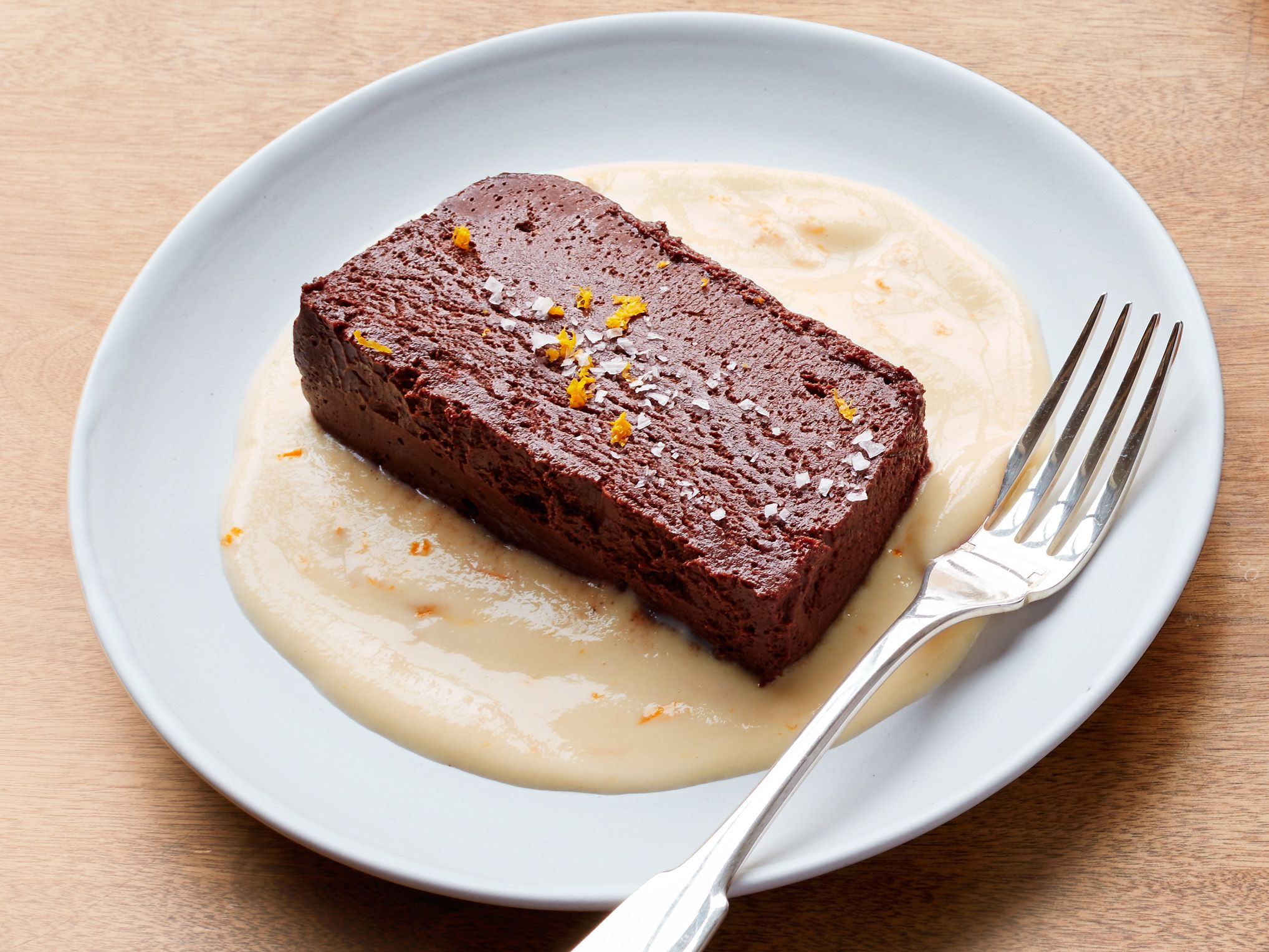Get this all-star, easy-to-follow Dark Chocolate Terrine recipe from Ina Garten
