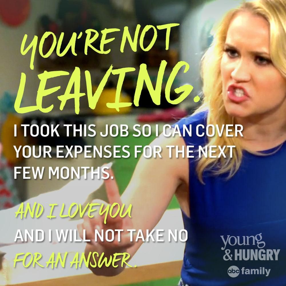 "S2 Ep16 ""Young & How Sofia Got Her Groove Back"" - Aw! Gabi is the best friend we wish we had! ❤️‍ #YoungAndHungry"
