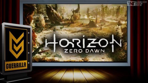 Guerrilla Games Debunks Release Date Myth Of Horizon Zero Dawn
