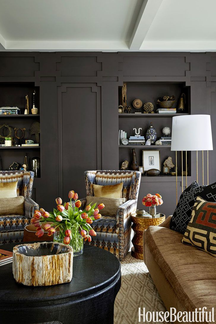 Eclectic designer   home in atlanta inspired by the  pufik beautiful interiors online magazine also dream rh pinterest