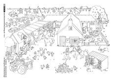 Download Als Pdf Natur Bauernhof Ponyhof Bauernhof Malvorlagen Bauernhof Bilder Bauernhof