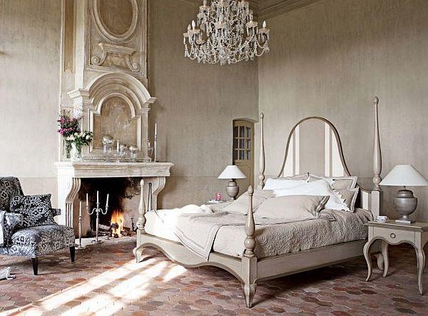Baroque And Medieval Bedroom Design Ideas Chambre Classique