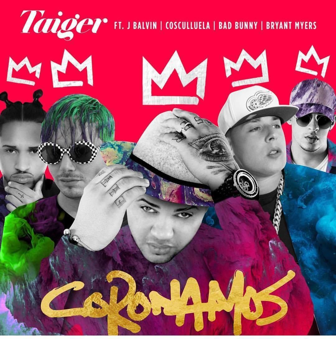 Coronamos Remiz Bryant Myers Music Words Reggaeton