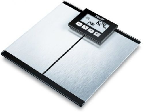 Beurer Bg64 Usb Diagnostic Bathroom Scale With Remote Display View More On