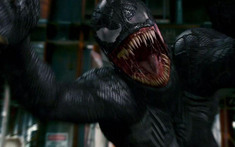 Image result for spider-man 3 venom