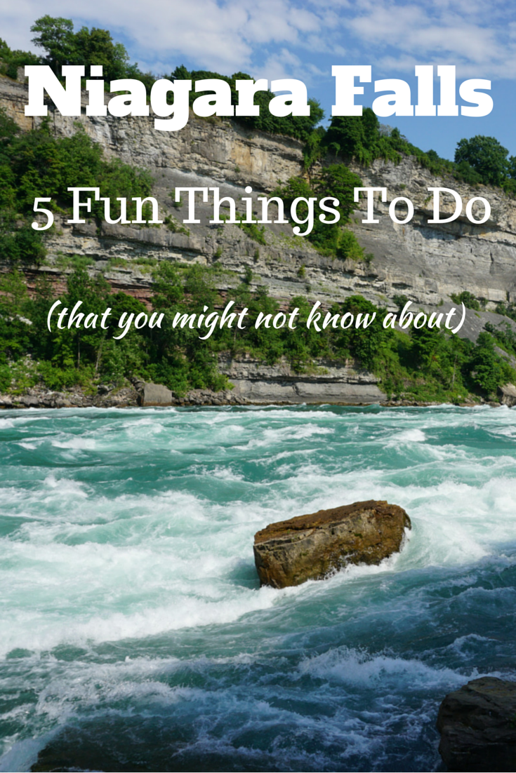 6d4101ad1 5 Fun Things To Do in Niagara Falls (that you might not have heard of) -  five fun lesser known attractions in Niagara Falls