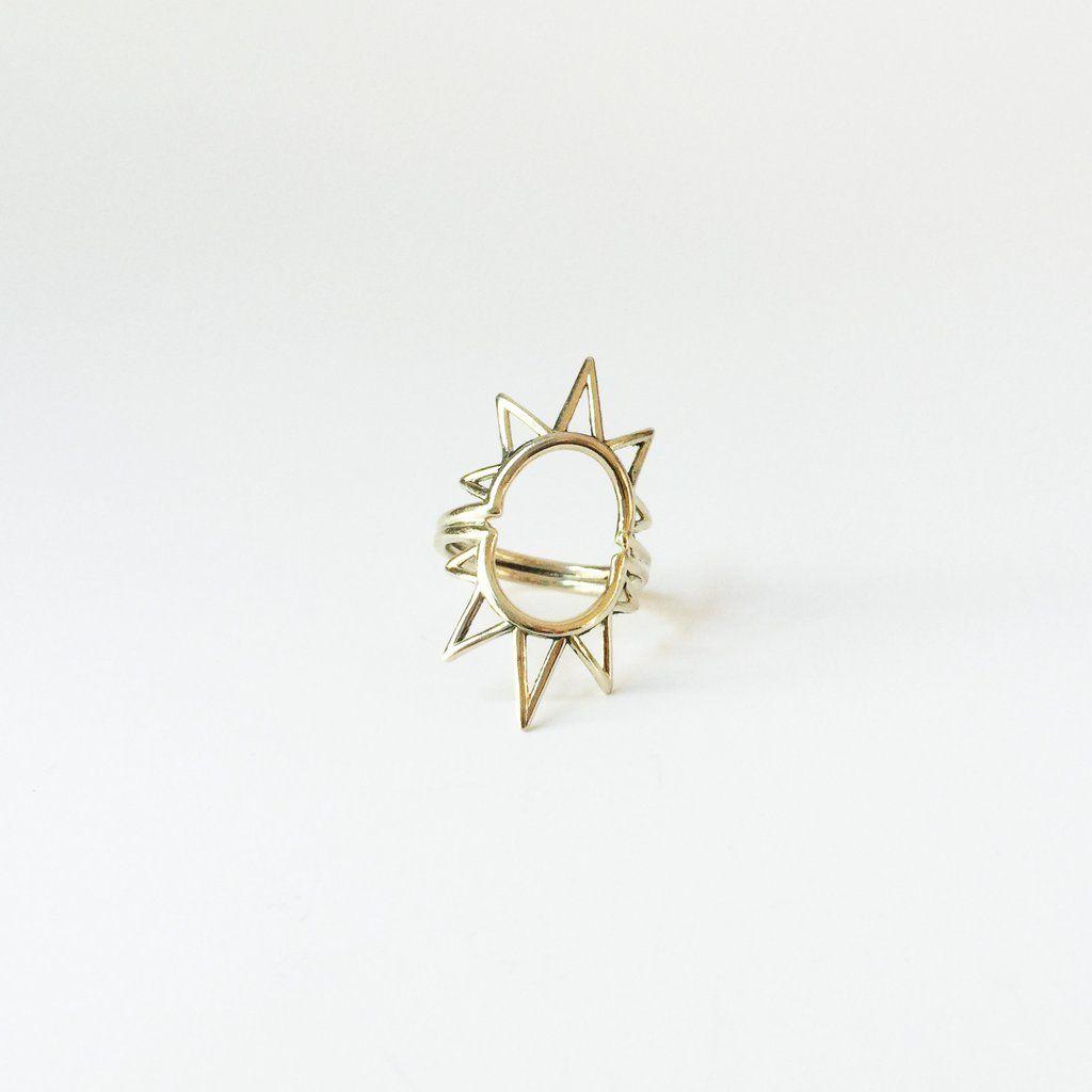 Double Sun Ring