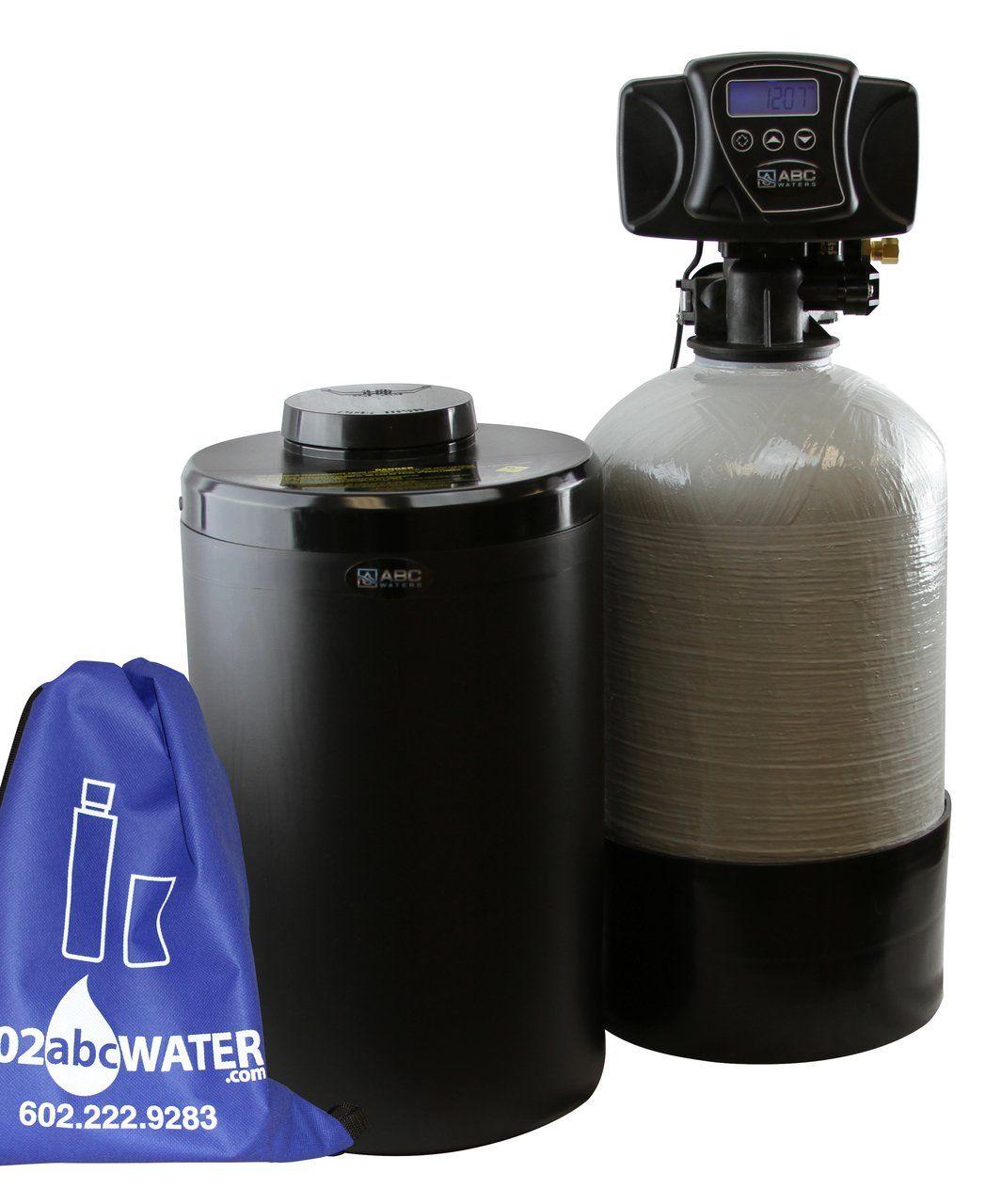 Fleck 5600sxt 16k Water Softener System